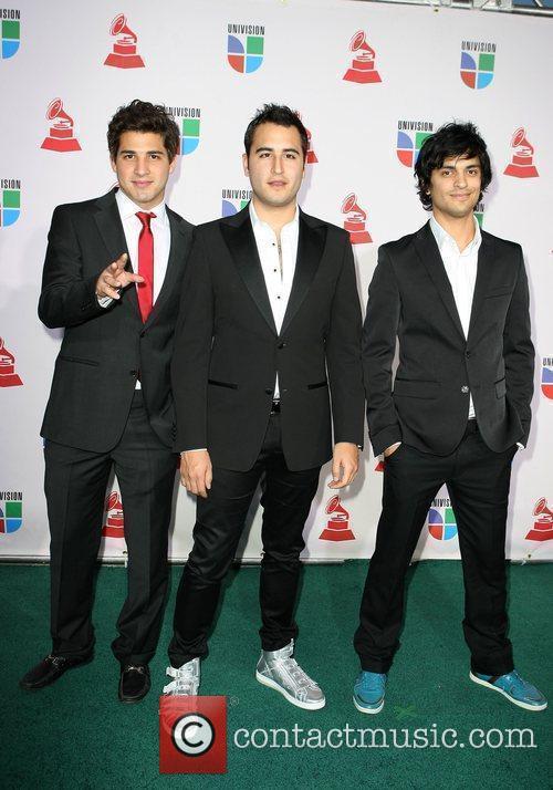 Reik and Latin Grammy Awards