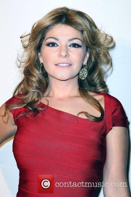 Itati Cantoral The 2009 Latin Recording Academy Lifetime...