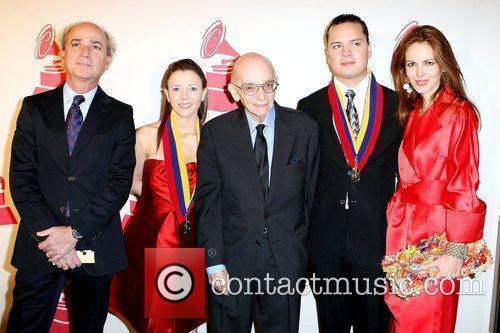 Jose Antonio Abreu and Guest The 2009 Latin...