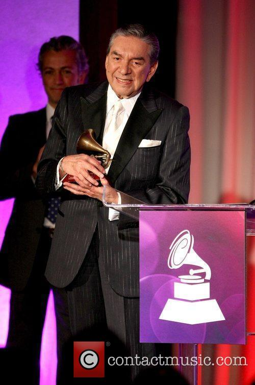 The 2009 Latin Recording Academy Lifetime Achievement Award...