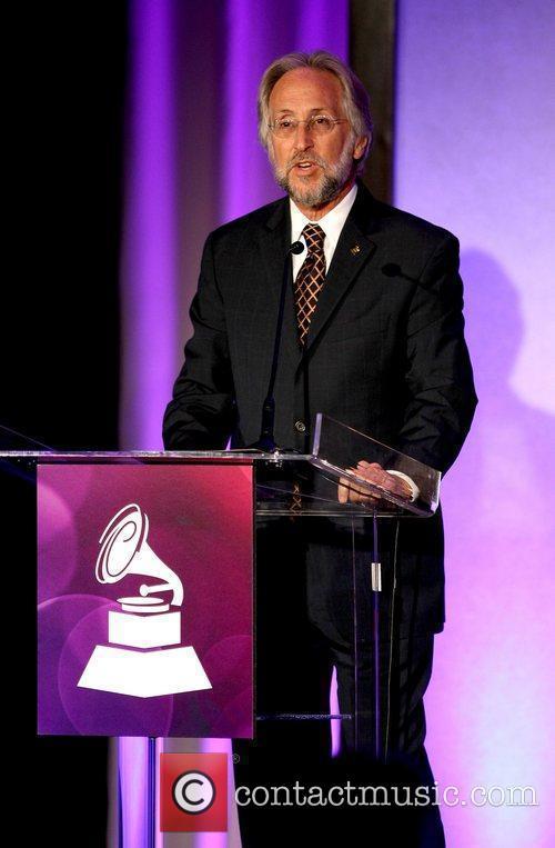 Neil Portnow The 2009 Latin Recording Academy Lifetime...