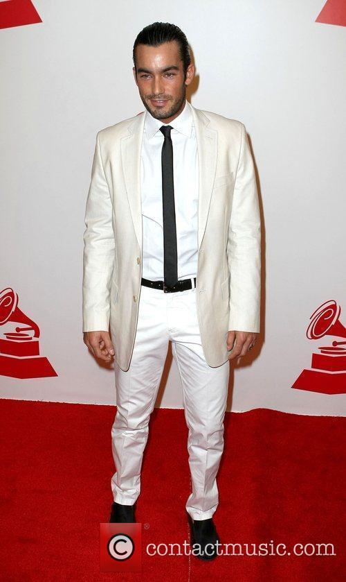 Aaron Diaz The 2009 Latin Recording Academy Person...