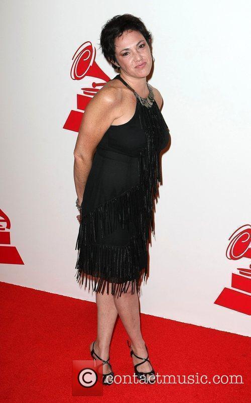 Claudia Brant The 2009 Latin Recording Academy Person...