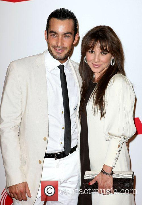 Kate Del Castillo and Aaron Diaz The 2009...
