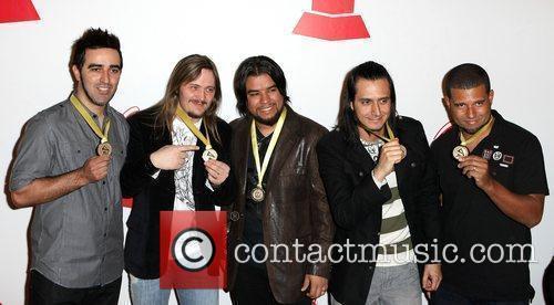 Oficina The 2009 Latin Recording Academy Person Of...