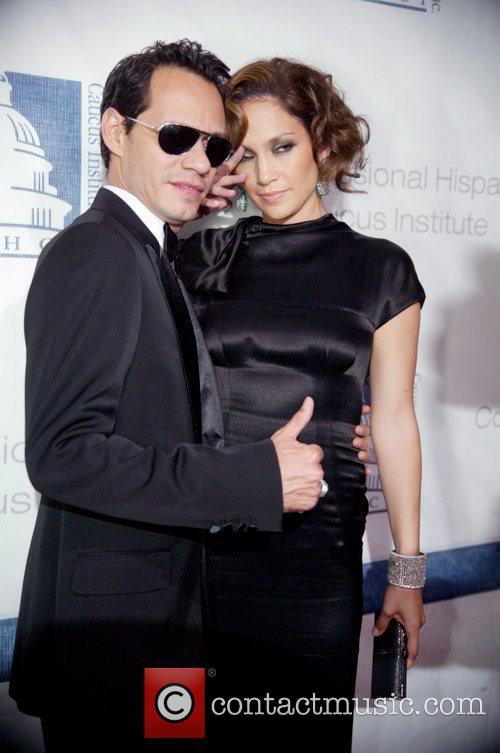 Marc Anthony and Jennifer Lopez 9