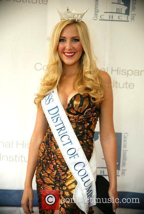 Miss District of Columbia The Congressional Hispanic Caucus...
