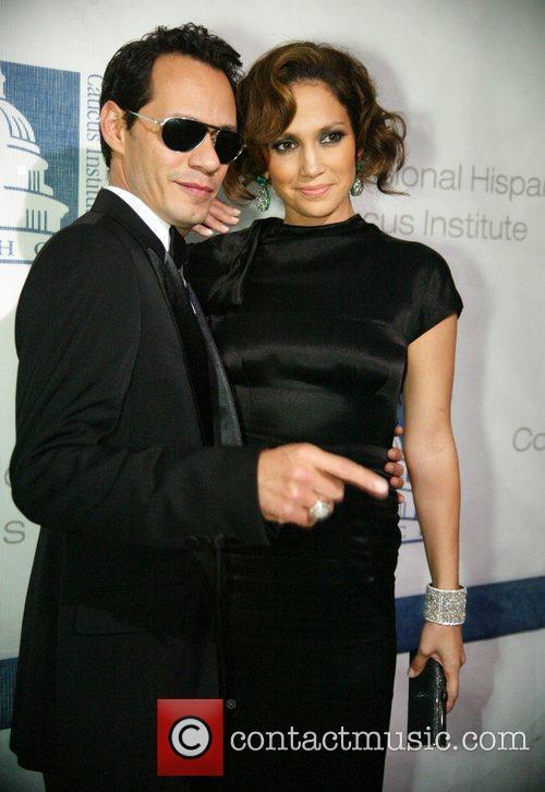 Marc Anthony and Jennifer Lopez 4