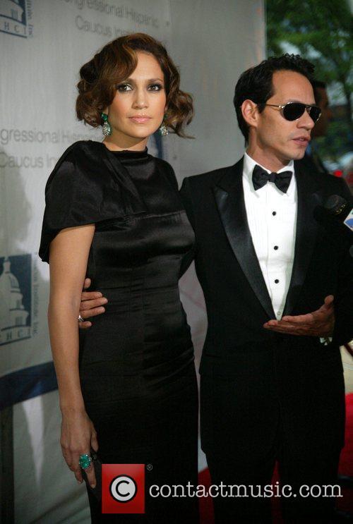 Marc Anthony and Jennifer Lopez 6