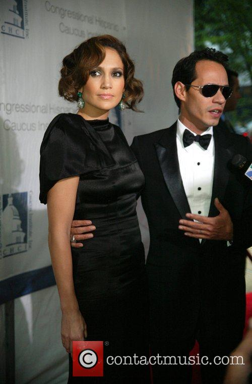 Marc Anthony and Jennifer Lopez 5