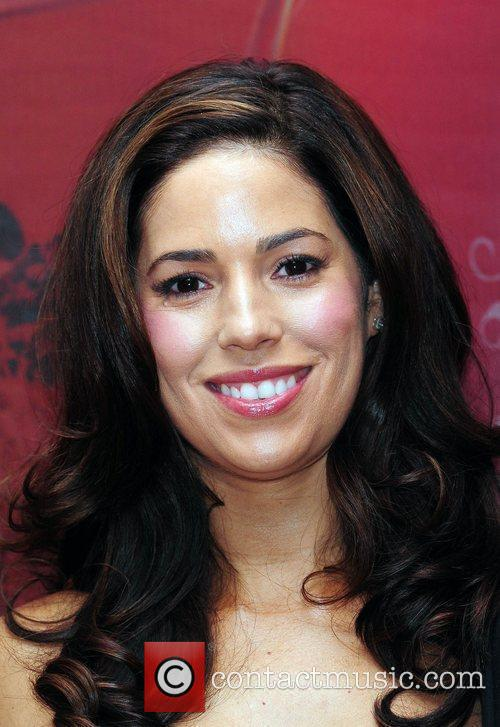 Ana Ortiz launch of Cuervo 250 at the...