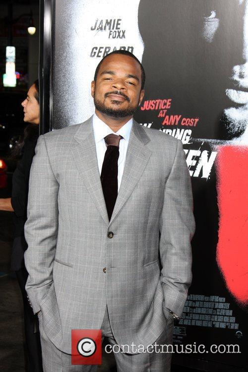 F. Gary Gray Premiere screening of 'Law Abiding...