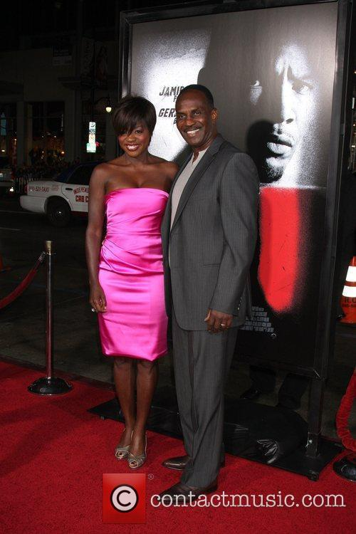 Viola Davis and Husband 7