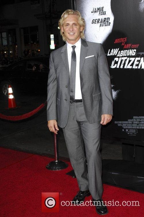 David Meister Premiere screening of 'Law Abiding Citizen'...