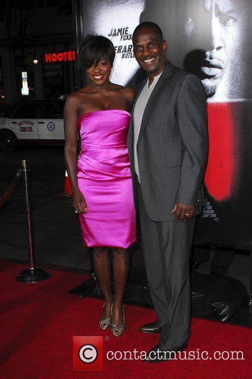 Viola Davis and Husband Julius Tenno 10