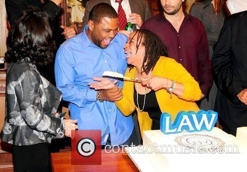 Anthony Anderson and S. Epatha Merkerson 'Law &...
