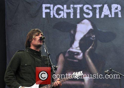 Fightstar The 2009 Leeds Festival - Day 1...
