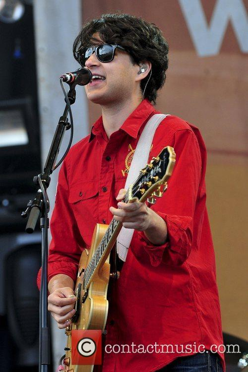 Vampire Weekend, Leeds & Reading Festival, Leeds Festival