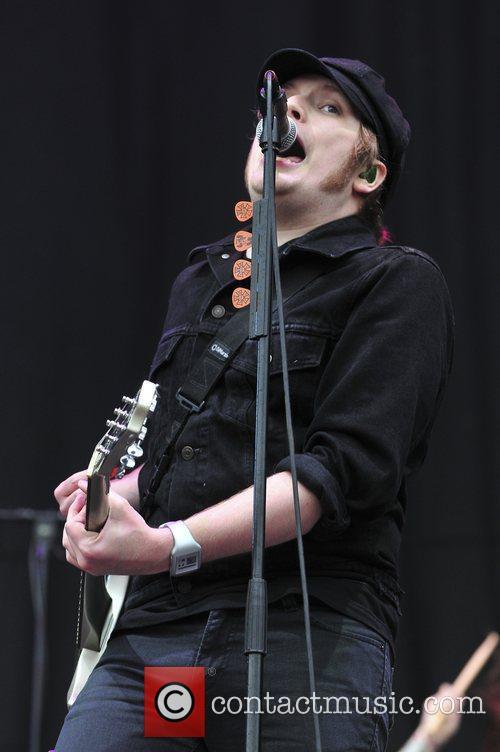 Patrick Stump and Fall Out Boy 3