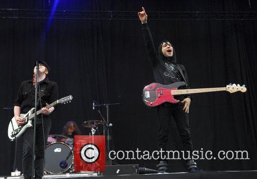 Patrick Stump, Fall Out Boy and Pete Wentz 4