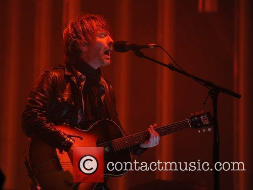 Thom Yorke and Radiohead 2