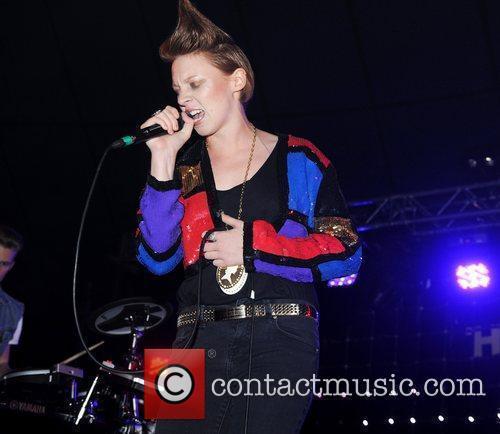 Ellie Jackson of La Roux  The 2009...