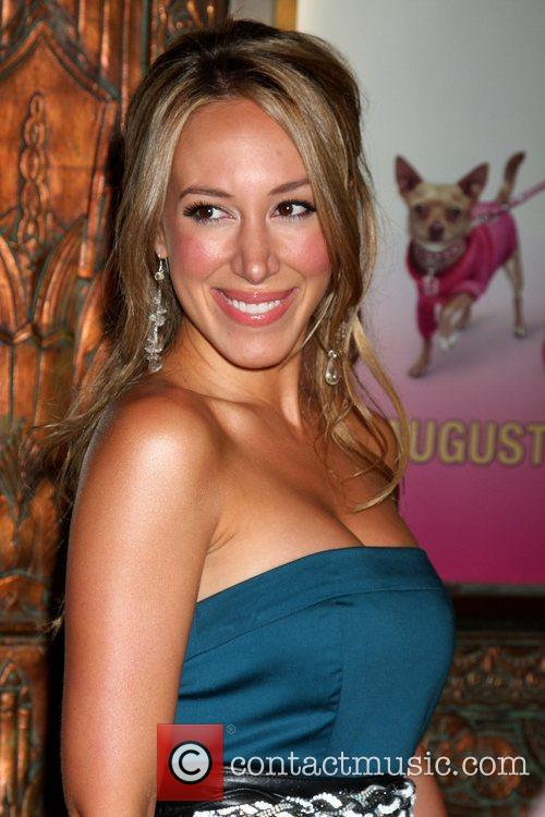 Haylie Duff and Legally Blonde 6