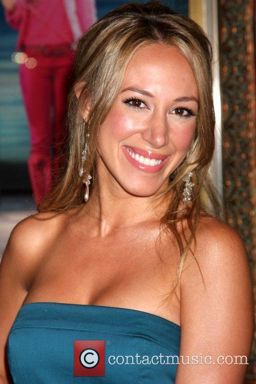Haylie Duff and Legally Blonde 2