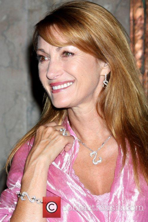 Jane Seymour The opening night of 'Legally Blonde'...
