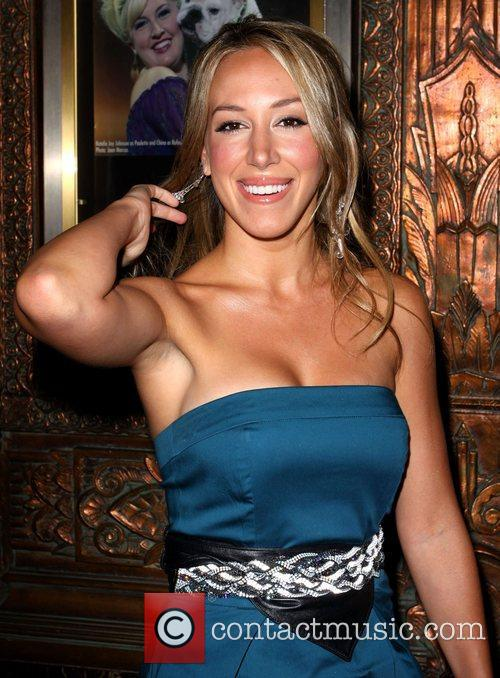 Haylie Duff and Legally Blonde 1
