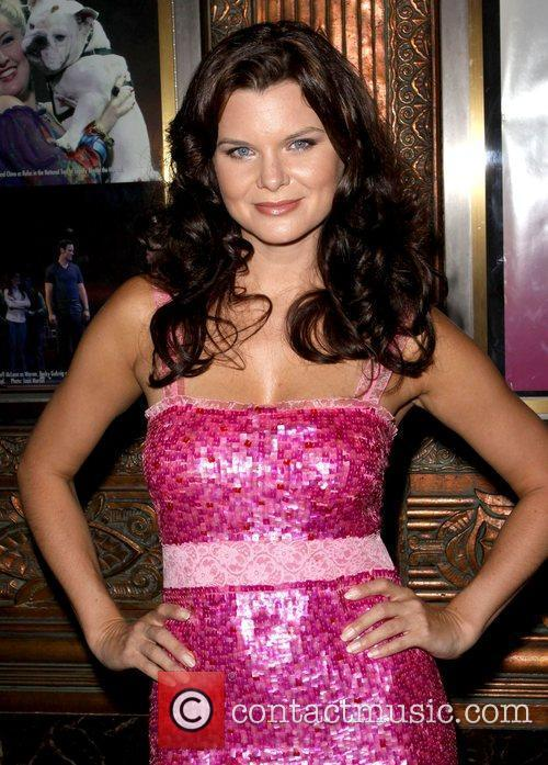 Heather Tom and Legally Blonde 1