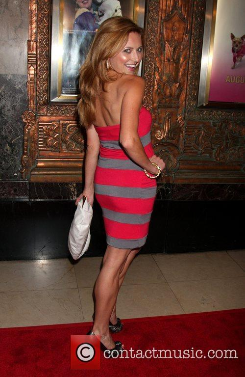 Christine Lakin and Legally Blonde 3
