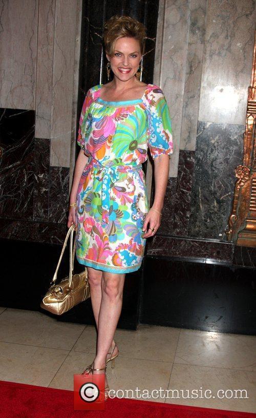 Elaine Hendrix The opening night of 'Legally Blonde'...