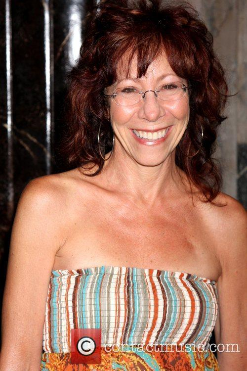 Mindy Sterling The opening night of 'Legally Blonde'...