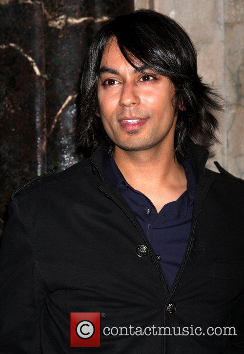 Vik Sahay The opening night of 'Legally Blonde'...