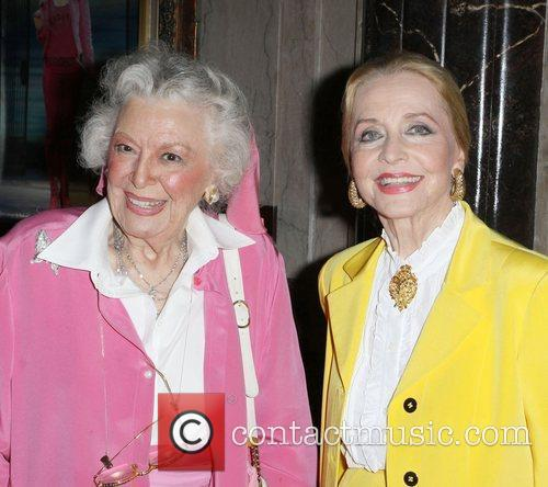 Guest, Anne Jeffreys The opening night of 'Legally...