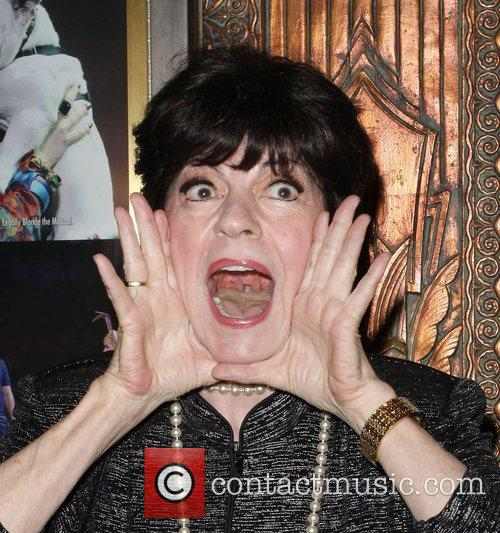 Jo Anne Worley The opening night of 'Legally...