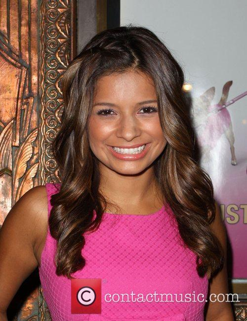 Kristina Guerrero and Legally Blonde 5