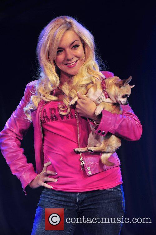 Sheridan Smith launch photocall for Legally Blonde: The...