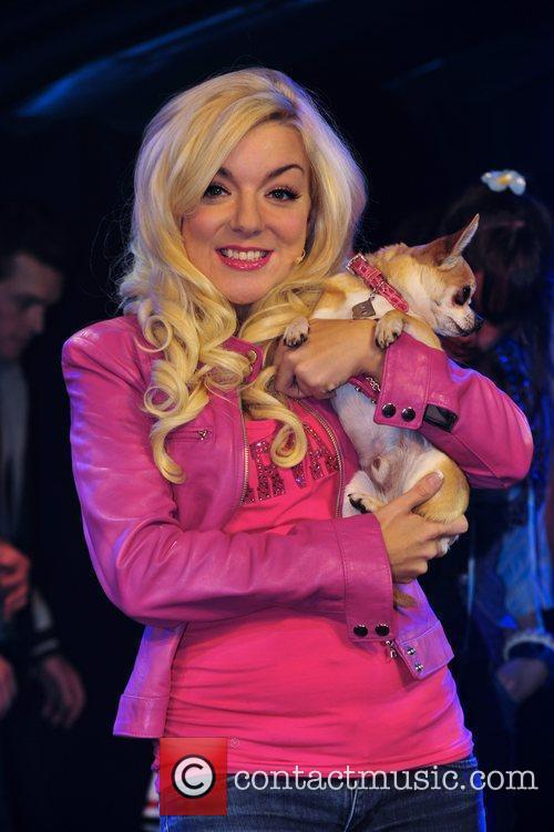 Launch photocall for Legally Blonde: The Musical at...