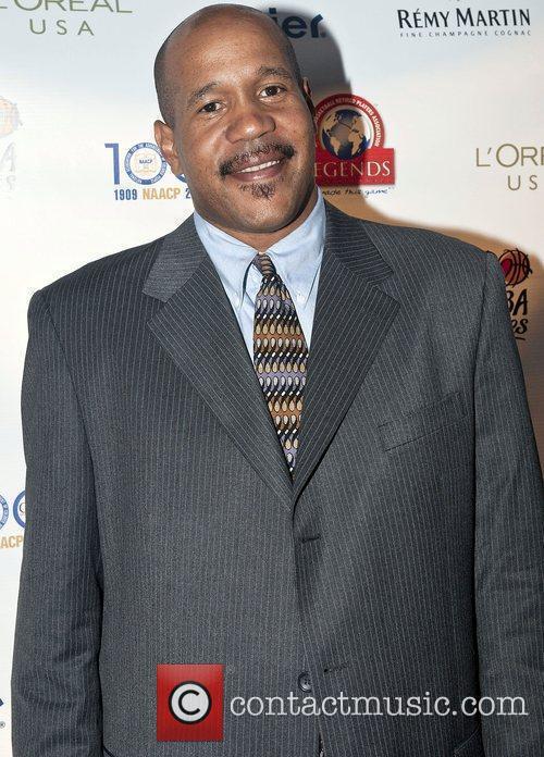 Bo Kimble NAACP And NBA present 'Legends and...