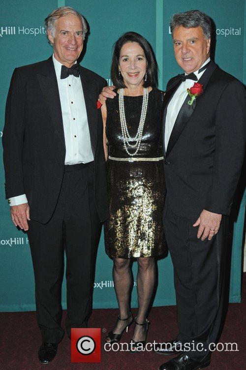 Dr Armando Grassi and guests Lenox Hill Hospital...
