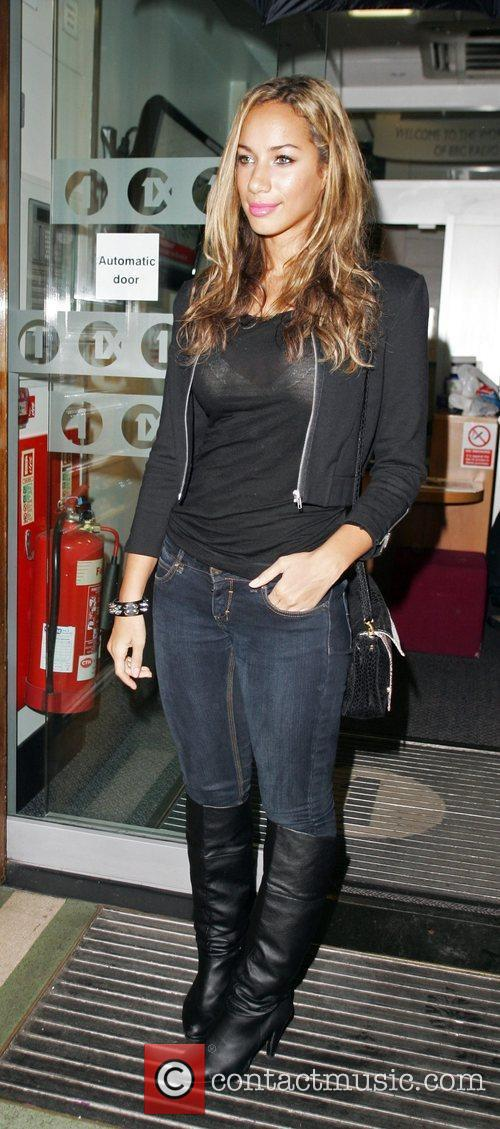 Singer Leona Lewis leaving Radio 1 after an...