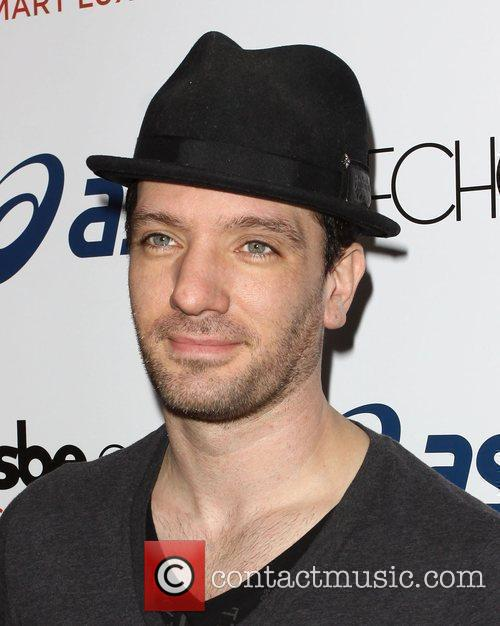 JC Chasez ASICS and Leona Lewis celebrate her...