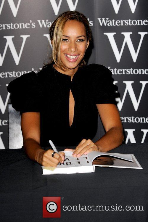 Signs copies of her new book 'Dreams' at...
