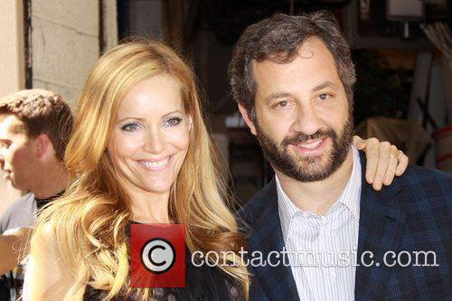 Leslie Mann and Judd Apatow 8