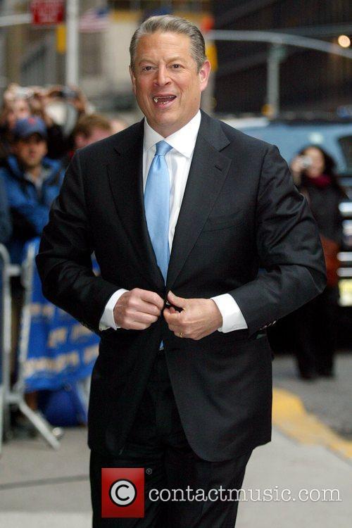 Al Gore and David Letterman 3