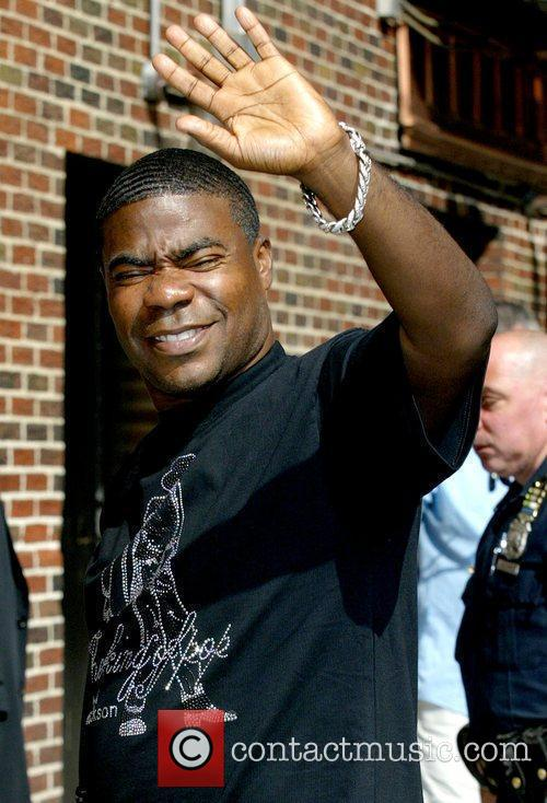 Tracy Morgan, David Letterman and Ed Sullivan Theatre 14