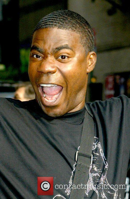 Tracy Morgan, David Letterman and Ed Sullivan Theatre 8