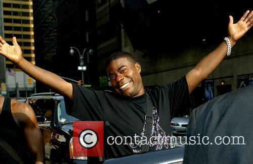 Tracy Morgan, David Letterman and Ed Sullivan Theatre 2